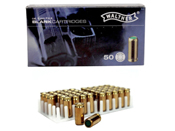 50 Rounds 9mm P.A.K. Blanks